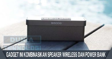 Gadget Ini Kombinasikan Speaker Wireless dan Power Bank