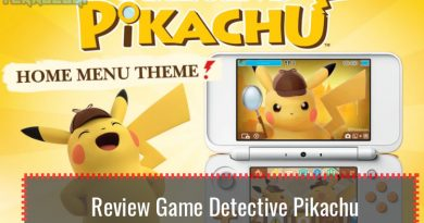 Review Game Detective Pikachu