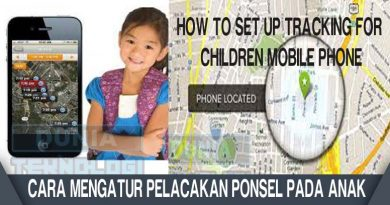 How to set up Tracking For children Mobile Phone