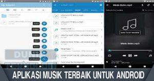 aplikasi musik terbaik untuk android