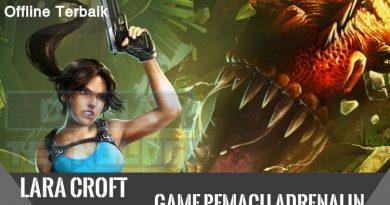 Lara Croft Relic Run, Game Offline Android Terbaik Pemacu Adrenalin