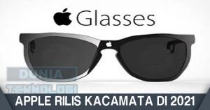 apple rilis kacamata di 2021