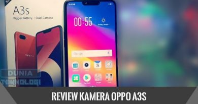 Review kamera oppo a3s