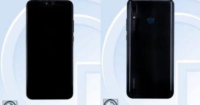 Daftar Spesifikasi Huawei Y9 (2019) Telah Terungkap