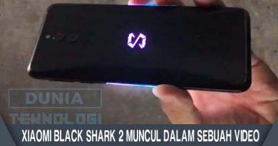 Xiaomi Black Shark 2 Muncul Dalam Sebuah Video