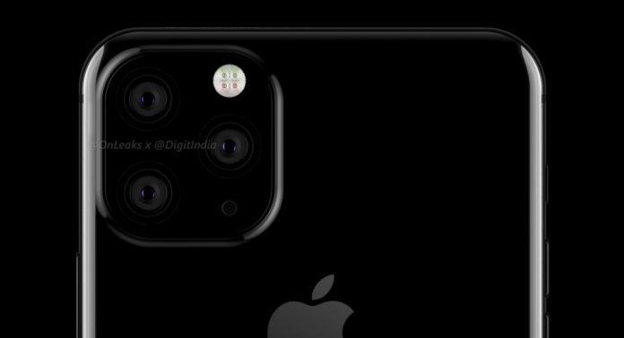Diduga Render iPhone 2019 Muncul dengan Memperlihatkan Setup Triple-Camera