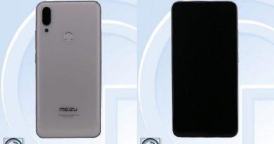 Bocoran Foto Meizu Note 9 Telah Muncul Di Situs Sertifikasi TENAA