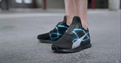"""Puma Luncurkan Sneakers Pintar Baru yang Bisa """"Mengikat Tali Sendiri"""""""