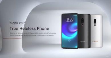Smartphone Tanpa Tombol Dan Lubang Meizu Zero Dibanderol Seharga Rp18 Jutaan