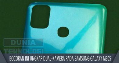Bocoran Ini Ungkap Dual-Kamera Pada Samsung Galaxy M30s