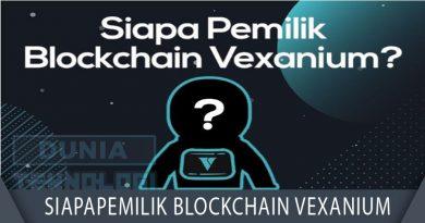 siapa pemilik blockchain vexanium