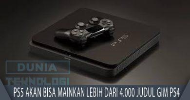 PS5 Akan Bisa Mainkan Lebih dari 4.000 Judul Gim PS4