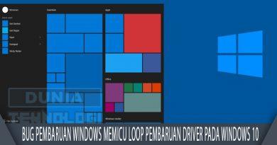 Bug Pembaruan Windows memicu loop pembaruan driver pada Windows 10
