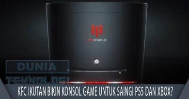 KFC Ikutan Bikin Konsol Game untuk Saingi PS5 dan Xbox
