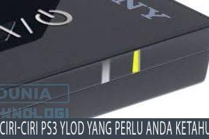 Ciri-Ciri PS3 YLOD Yang Perlu Anda Ketahui