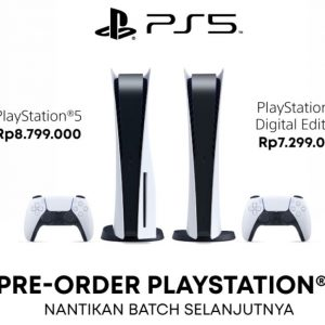 Jual Beli Playstation 5