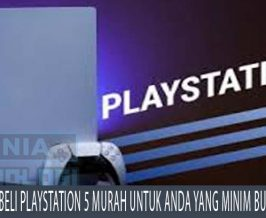 Tips Beli PlayStation 5 Murah