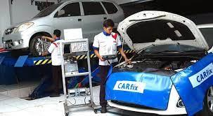 usaha yang menjanjikan di masa depan dengan adanya bengkel mobil listrik